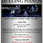 DUELING PIANOS 2017 8X10