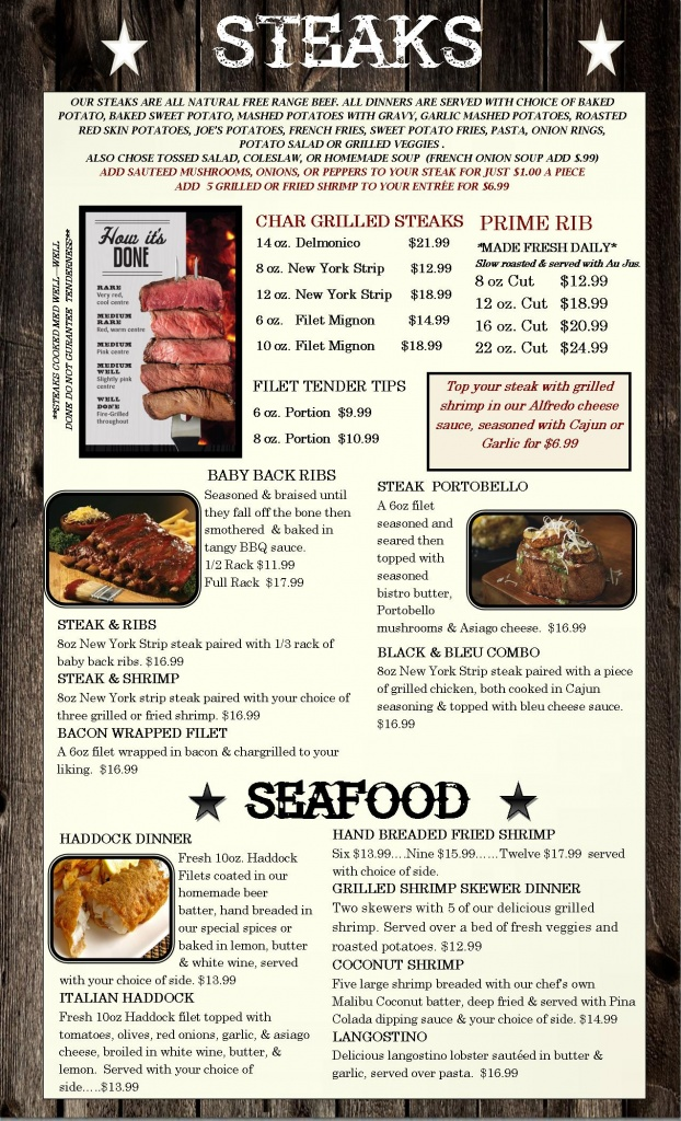 new menu for reals 2016 steak