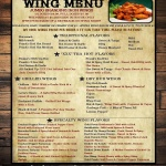 Wing Flavors