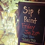 sip and paintjan
